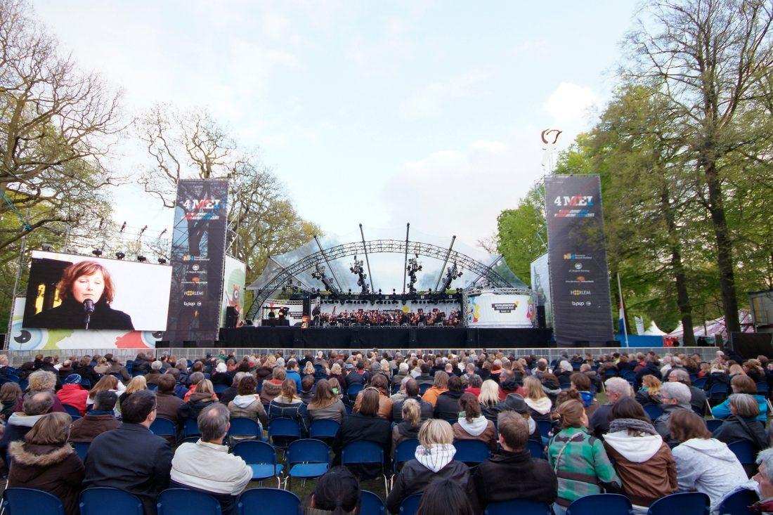 Herdenkingsconcert Haarlemmerhout
