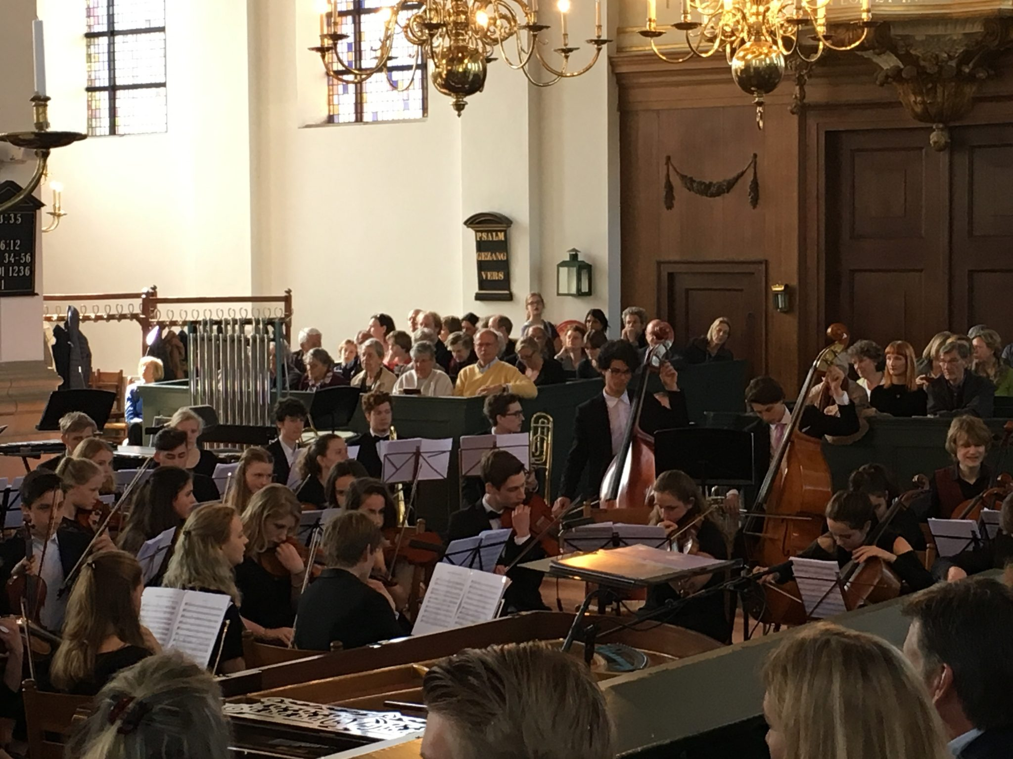 Voorjaarsconcert Nieuwe Kerk Haarlem