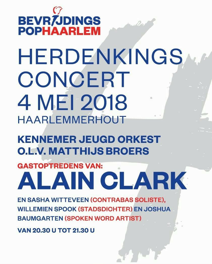 Herdenkingsconcert Haarlemmerhout 2018