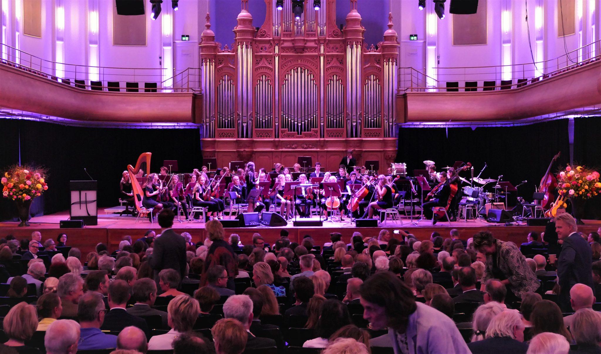 Besloten concert Provinciale Staten 2018