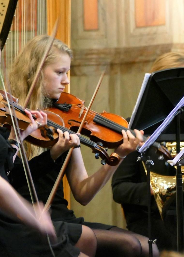 KJO Kamerorkest met Haarlems Koor Lokaal