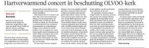 recensie concert Koor Lokaal
