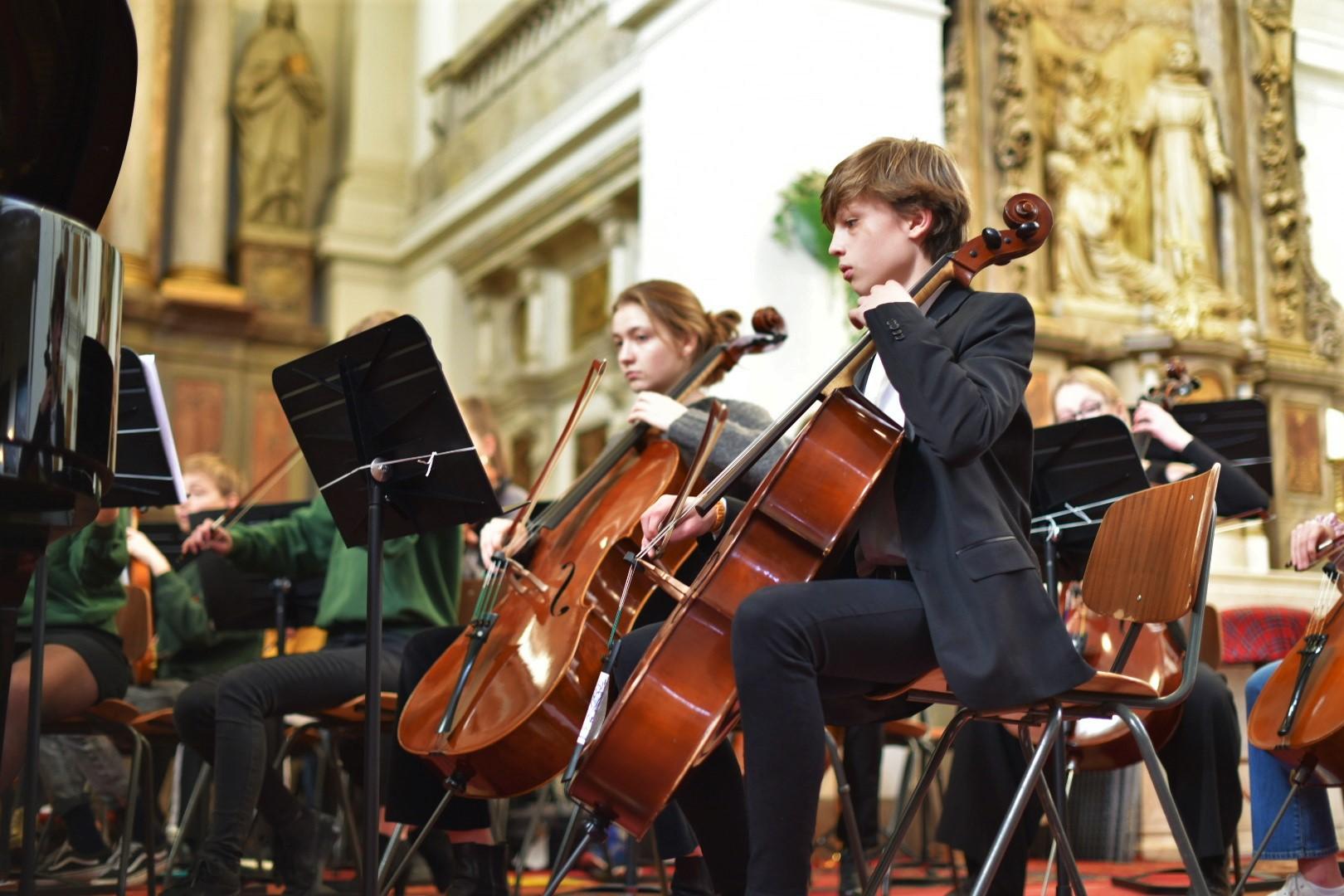 Orkesttournee 2020: Musique sans Frontières GEANNULEERD