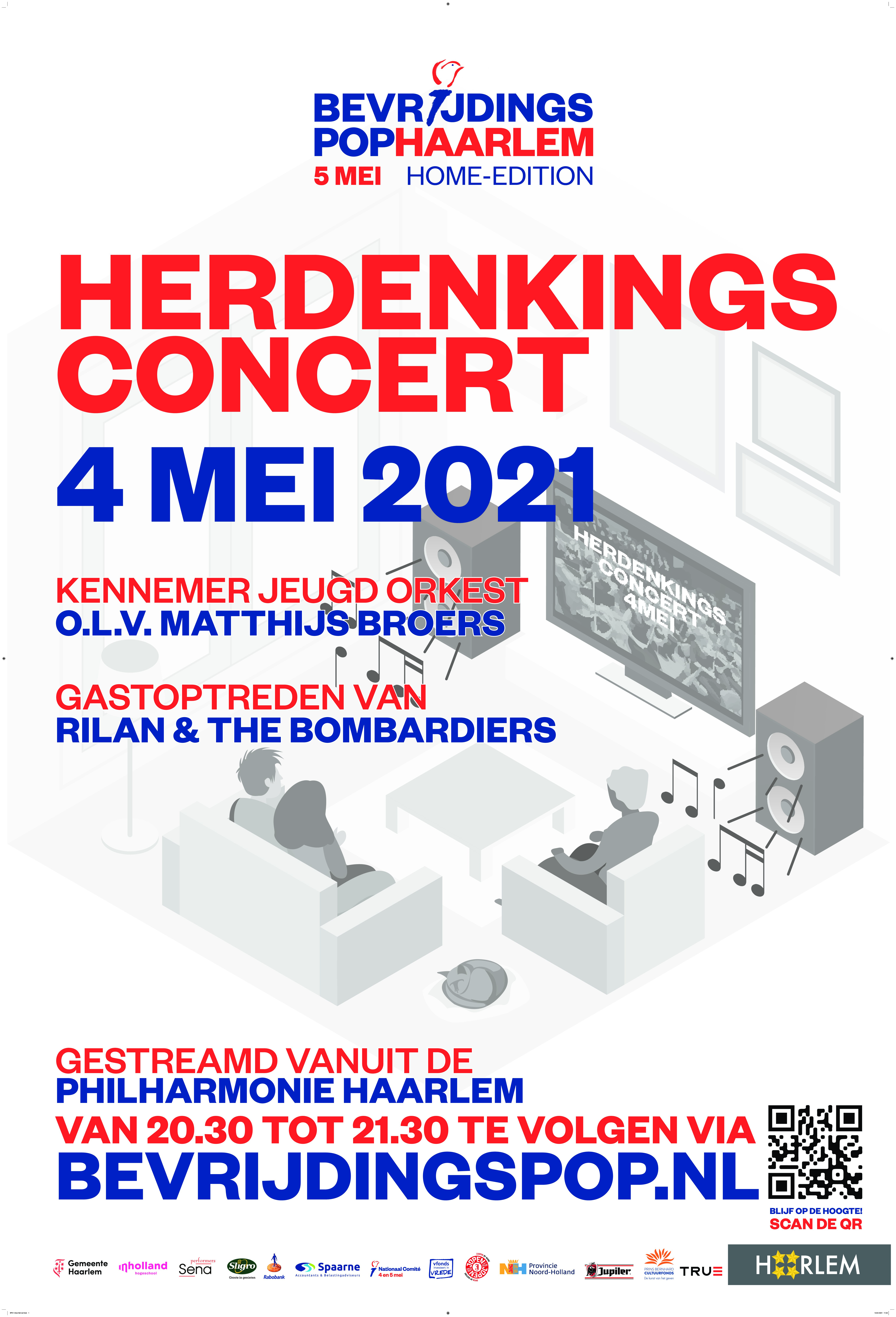 Herdenkingsconcert 2021 (online)